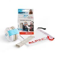 Alpine Protecçao Auditiva Muffy Baby Azul para Bebé