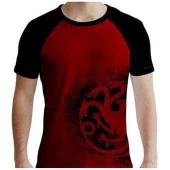 T-Shirt Game of Thrones: Targaryen - Tamanho M