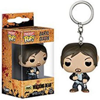 Funko Pocket Pop Keychains : Walking Dead - Daryl Dixon