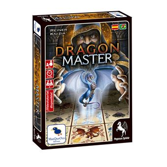 Dragon Master - MasQueOca