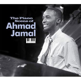 The Piano Scene of Ahmad Jamal - LP 12''