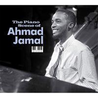 The Piano Scene of Ahmad Jamal - LP 12''