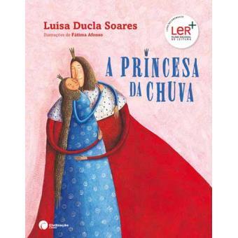 Resultado de imagem para capa do livro a princesa da chuva