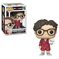 Funko Pop! The Big Bang Theory: Leonard Hofstadter - 778