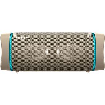 Coluna Bluetooth Sony SRS-XB33 - Cinzento