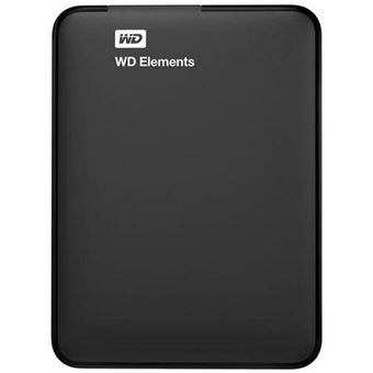 Disco Externo Western Digital Elements Portable 2TB