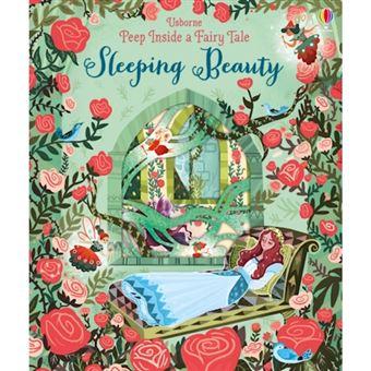 Peep inside a fairy tale sleeping b