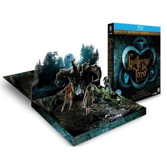 Pack Guillermo del Toro (3 x Blu-ray)