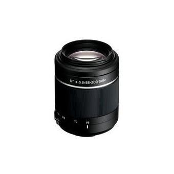 Sony Objetiva SAL DT 55-200mm f/4-5.6 SAM