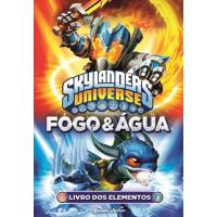 Skylanders - Fogo & Água Livro dos Elementos