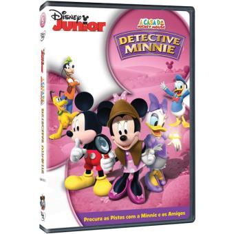 A Casa do Mickey Mouse: Minnie Detective