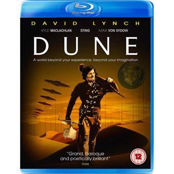 Dune - Blu-ray Importação