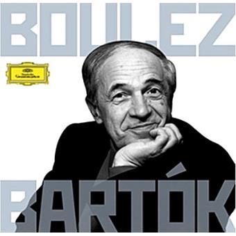 Boulez Conducts Bartók (8CD)