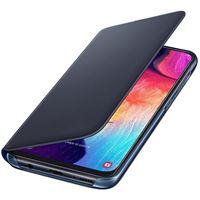Capa Flip Samsung Wallet para Galaxy A50 - Preto