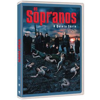 Os Sopranos - 5ª Temporada - DVD