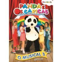 Panda e Os Caricas - O Musical 3 Ao Vivo!