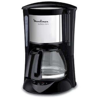 Moulinex FG150813 Independente Semiautomático Cafeteira de filtro 6chávenas Preto máquina de café