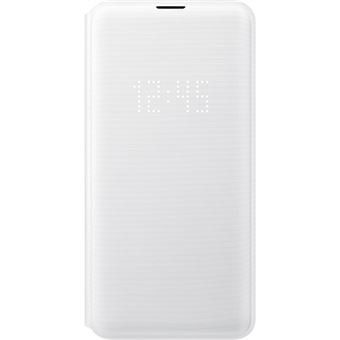 Capa Samsung Led View para Galaxy S10e - Branco