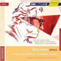 Geza Anda Plays