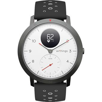 Relógio de Desporto Withings Steel HR Sport - Branco