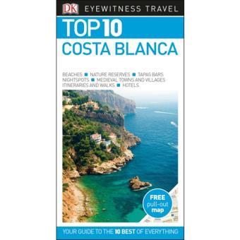 Eyewitness Top 10 Travel Guide - Costa Blanca