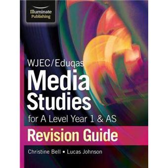 Wjec/eduqas media studies for a lev
