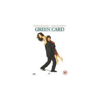Green Card (1991) - DVD Zona 2 (IMP)