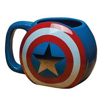 Caneca Marvel Avengers: Captain America