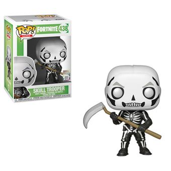 Funko Pop! Fortnite: Skull Trooper - 438