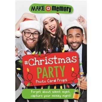 Make a memory #christmas party