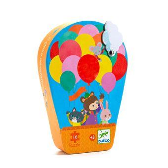 Puzzle Balão - Djeco