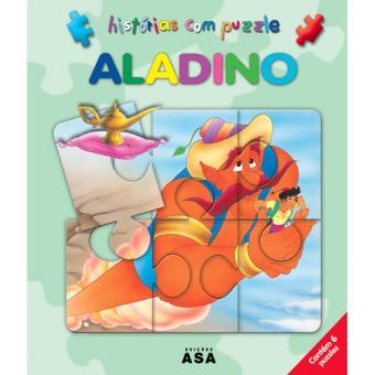Histórias com Puzzle: Aladino