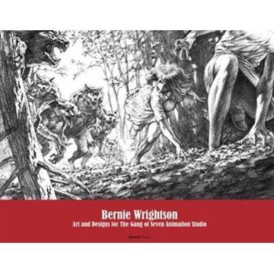 Bernie wrightson: art and designs f