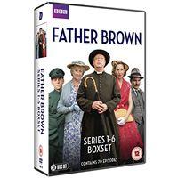 Father Brown - Series 1-6 - 20DVD Importação