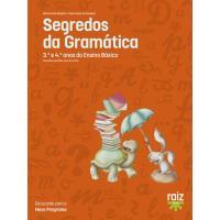 Segredos da Gramática - 1º Ciclo 3º e 4º Anos