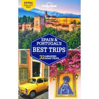 Lonely Planet Travel Guide - Spain & Portugal's Best Trips