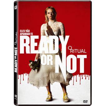 Ready or Not - O Ritual - DVD