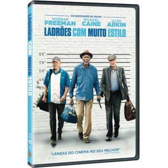 Ladrões com Muito Estilo (Blu-ray)