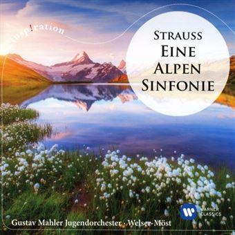 Eine Alpen Sinfonie - CD