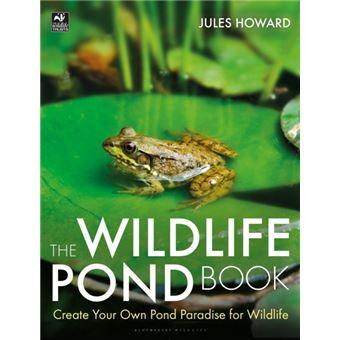 Wildlife pond book