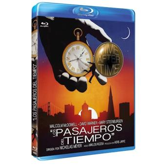 OS PASSAGEIROS DO TEMPO AKA TIME BD