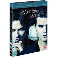 The Vampire Diarires - Season 7 - 4DVD Importação