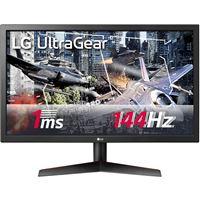 Monitor Gaming LG UltraGear™ FHD 24GL600F-B - 24''