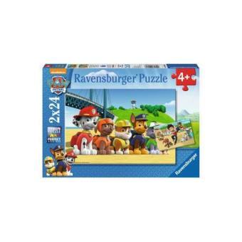 Puzzle Patrulha Pata (Paw Patrol) (2 x 24 peças)