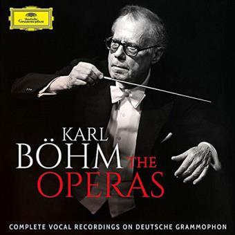 Karl Böhm: The Operas - 70CD