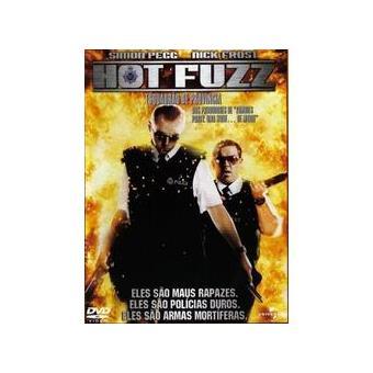 Hot Fuzz — Esquadrão de Província