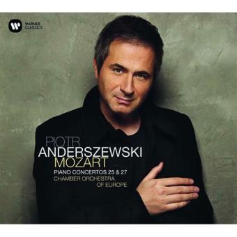 Mozart: Piano Concertos Nos. 25 & 27 - 2CD