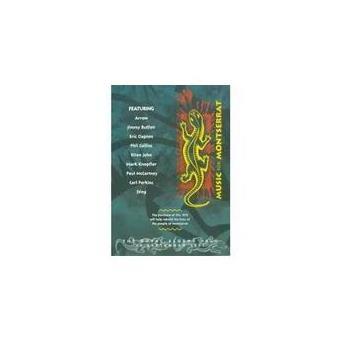 Music For Montserrat (dvd)(imp)