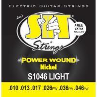 Cordas para Guitarra Elétrica SIT-S1046BP