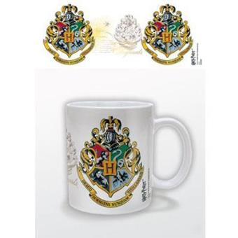 Harry Potter - Caneca Brasão Hogwarts